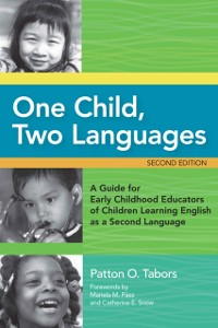 Cover One Child, Two Languages