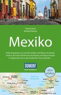 Cover DuMont Reise-Handbuch Reiseführer Mexiko