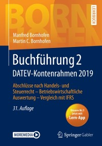 Cover Buchfuhrung 2 DATEV-Kontenrahmen 2019