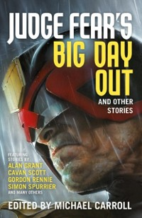Cover Judge Fear's Big Day Out and Other Stories