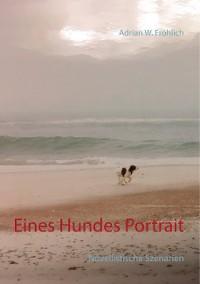Cover Eines Hundes Portrait