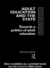 Cover Adult Education and the State