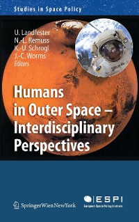 Cover Humans in Outer Space - Interdisciplinary Perspectives