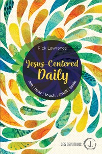 Cover Jesus-Centered Daily
