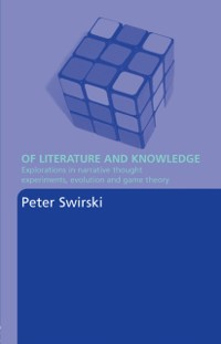 Cover Of Literature and Knowledge