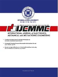 Cover International Journal of Electronics, Mechanical and Mechatronics Engineering (IJEMME)