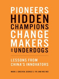 Cover Pioneers, Hidden Champions, Changemakers, and Underdogs