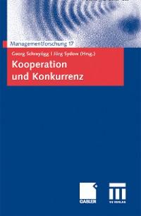 Cover Kooperation und Konkurrenz