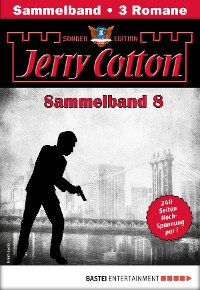 Cover Jerry Cotton Sonder-Edition Sammelband 8 - Krimi-Serie