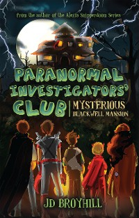 Cover Paranormal Investigators' Club