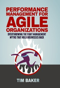 Cover Performance Management for Agile Organizations