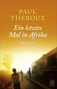Cover Ein letztes Mal in Afrika