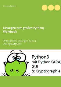 Cover Lösungen zum großen Python3 Workbook