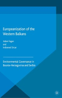 Cover Europeanization of the Western Balkans
