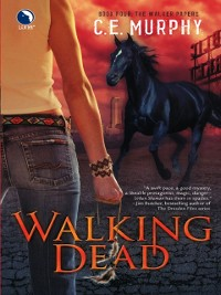 Cover Walking Dead (The Walker Papers, Book 5)
