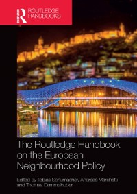 Cover Routledge Handbook on the European Neighbourhood Policy