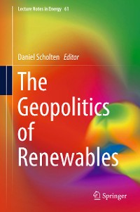 Cover The Geopolitics of Renewables