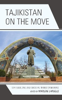 Cover Tajikistan on the Move