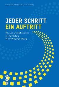 Cover Jeder Schritt ein Auftritt (E-Book)