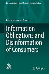 Cover Information Obligations and Disinformation of Consumers