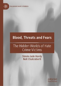 Cover Blood, Threats and Fears