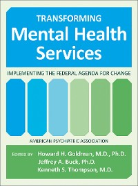 Cover Transforming Mental Health Services