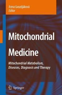 Cover Mitochondrial Medicine