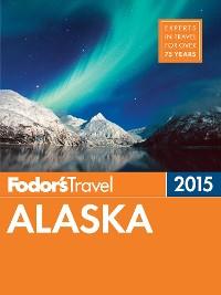 Cover Fodor's Alaska 2015