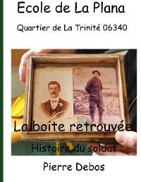 Cover La boite retrouvée