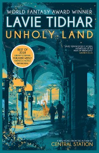 Cover Unholy Land
