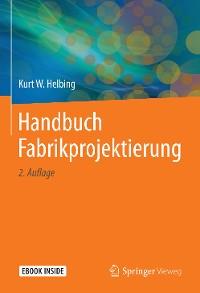 Cover Handbuch Fabrikprojektierung