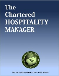 Cover The Chartered Hospitality Manager