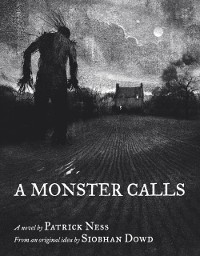 Cover Monster Calls