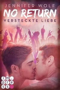 Cover No Return 2: Versteckte Liebe