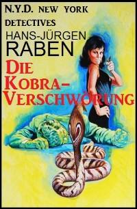 Cover Die Kobra-Verschwörung