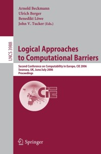 Cover Logical Approaches to Computational Barriers