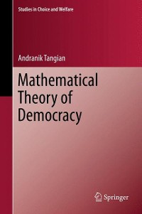 Cover Mathematical Theory of Democracy