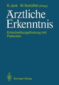 Cover Arztliche Erkenntnis