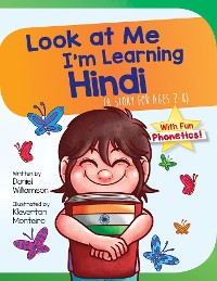 Cover Look At Me I'm Learning Hindi