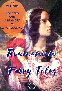 Cover Roumanian Fairy Tales