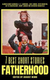 Cover 7 best short stories - Fatherhood
