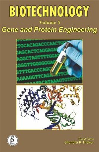Cover Biotechnology (Gene And Protein Engineering)