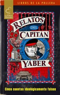 Cover Relatos del Capitán Yáber