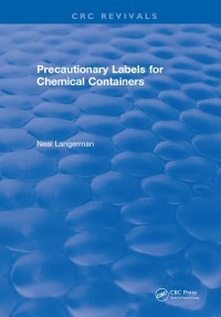 Cover Precautionary Labels for Chemical Containers