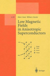 Cover Low Magnetic Fields in Anisotropic Superconductors