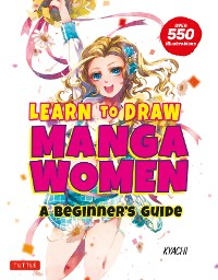 Cover Learn to Draw Manga Women
