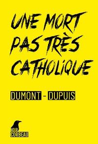 Cover Une mort pas très catholique