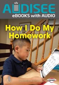 Cover How I Do My Homework