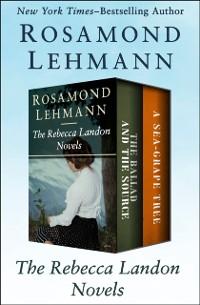 Cover Rebecca Landon Novels