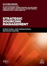 Cover Strategic Sourcing Management